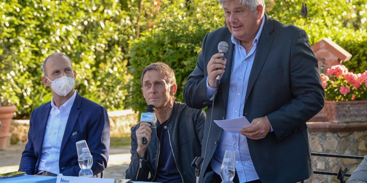 Patron del Festival, Sergio Battisti
